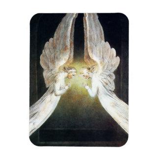 William Blake Christ in the Sepulchre Magnet