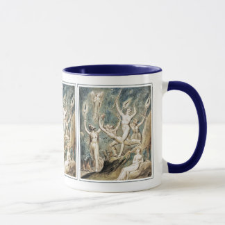 William Blake: Comus with His Revellers Mug