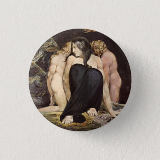 William Blake Hecate Button