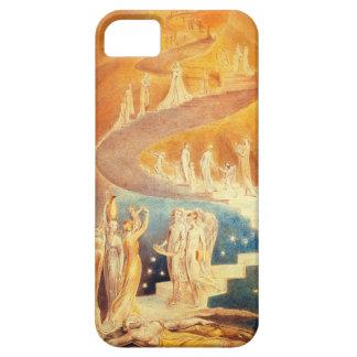 William Blake Jacob's Ladder iPhone Case