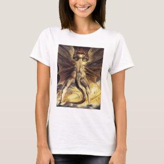 William Blake Red Dragon T-shirt