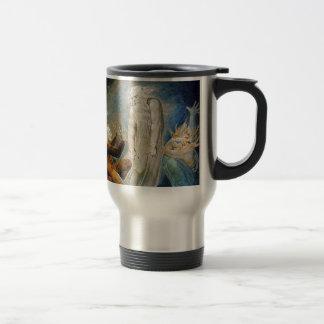 William Blake: The Witch of Endor Travel Mug