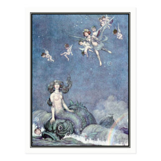 William Heath Robinson - A Midsummer Night's Dream Postcard