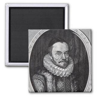 William I Prince of Orange Magnet