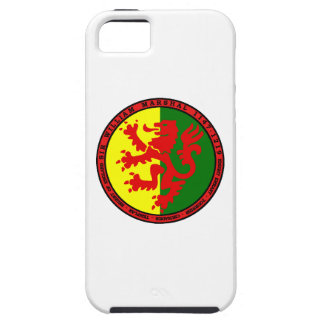 William Marshal Product Tough iPhone 5 Case