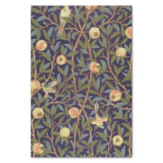 William Morris Bird And Pomegranate Vintage Floral Tissue Paper