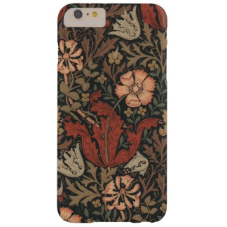 William Morris Compton Floral Design Vintage Art Barely There iPhone 6 Plus Case