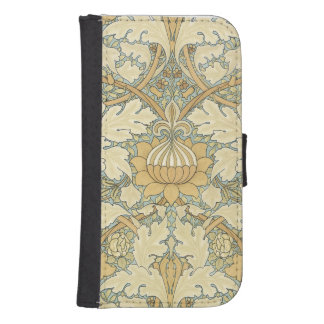 William Morris detail of Floral Pattern Samsung S4 Wallet Case