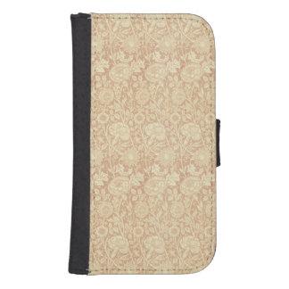 William Morris Floral Pattern - Wallet Case