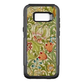 William Morris Golden Lily Vintage Pre-Raphaelite OtterBox Commuter Samsung Galaxy S8+ Case