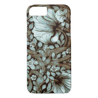 William Morris Pimpernel Vintage Floral iPhone 7 Case