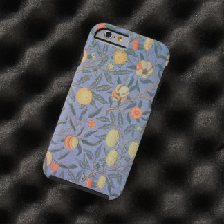 William Morris Pomegranate Floral Vintage Fine Art Tough iPhone 6 Case