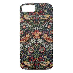 William Morris Strawberry Thief Textile Pattern Case-Mate iPhone Case