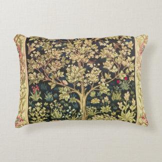 William Morris Tree Of Life Floral Vintage Art Decorative Cushion