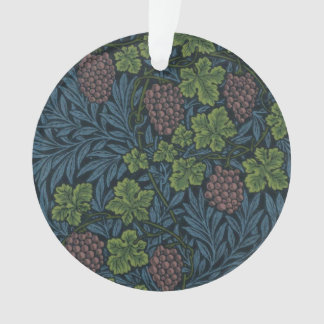 William Morris Vine Wallpaper Design Ornament