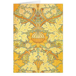 William Morris Wallpaper for St. James Place Card