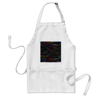 William Text Design I Standard Apron
