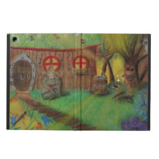 Willow the Elf. Enchanted Forest Case For iPad Air