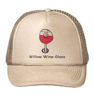 Willow Wine Glass Hat