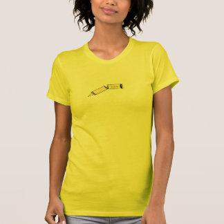 Willow- yellow crayon T-Shirt