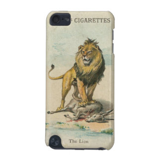 Wills's Collectible Cigarette Cards - The Lion iPod Touch (5th Generation) Covers