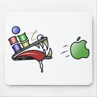 win32 wants an apple mouse pad