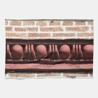 Winchester Egg and Dart Molding Kitchen Towel