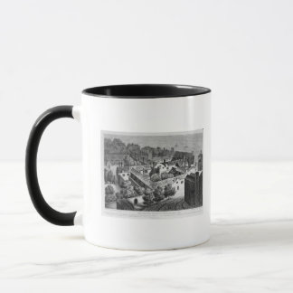 Winchester House, Southwark in about 1649 Mug