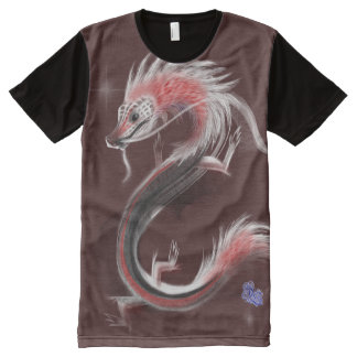 Wind Dragon All-Over Print T-Shirt