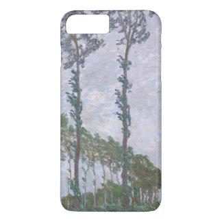 Wind Effect Series of Poplars by Claude Monet iPhone 8 Plus/7 Plus Case