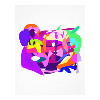 Wind God Full Color Flyer