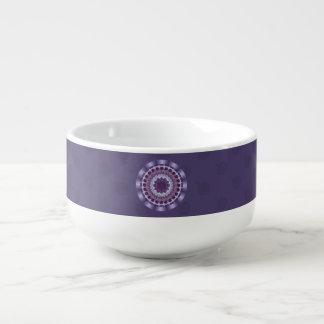 Wind Mandala Soup Mug