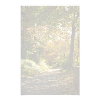 Winding Country Path Stationery