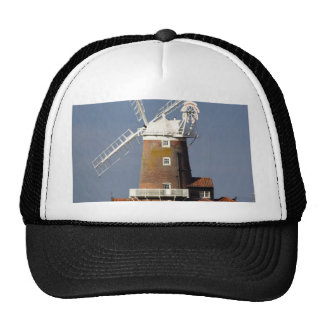 Windmill at Cley, North Norfolk. Cap