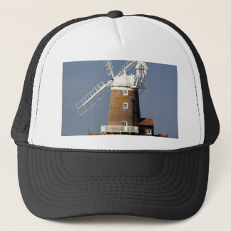 Windmill at Cley, North Norfolk. Trucker Hat