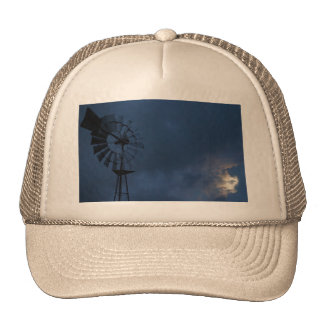 WINDMILL SOUTHERN CROSS & MOON RURAL AUSTRALIA CAP