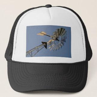 WINDMILL SOUTHERN CROSS RURAL QUEENSLAND AUSTRALIA TRUCKER HAT