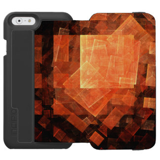 Window Light Abstract Art Incipio Watson™ iPhone 6 Wallet Case
