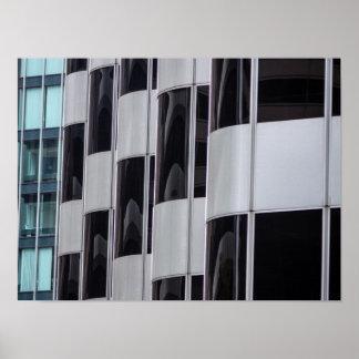 Windows in San Francisco Print