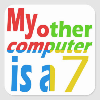 Windows Laptop Sticker for Mac