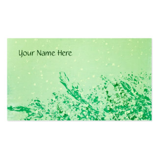 Windscape Abstract Business Cards