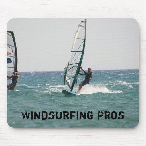 Windsurfing Pros Mousepad
