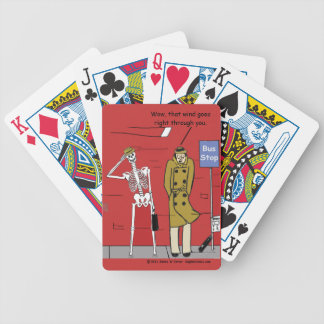 """""""Windy"""" Bicycle Playing Cards"""