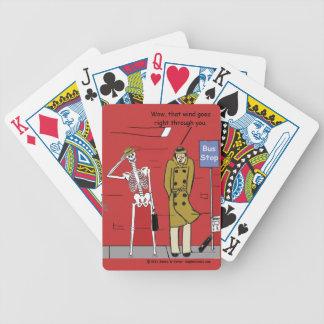 """""""Windy"""" Poker Deck"""