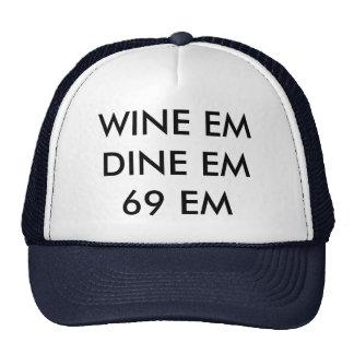 WINE EMDINE EM69 EM CAP