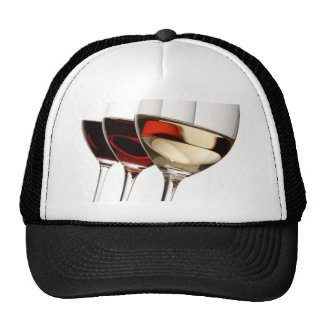 Wine Glass Hat