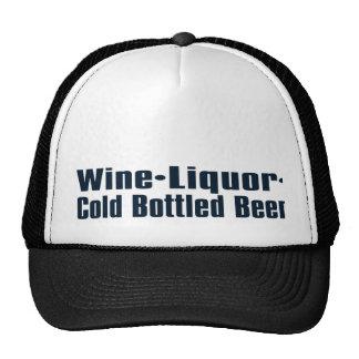 Wine Liquor Cold Bottled Beer Cap