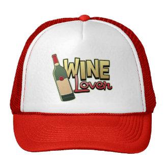 Wine Lover Mesh Hat
