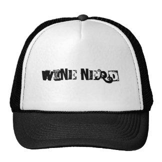"""Wine Nerd"" Hat"