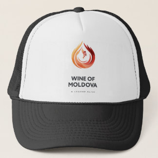Wine of Moldova Trucker Hat